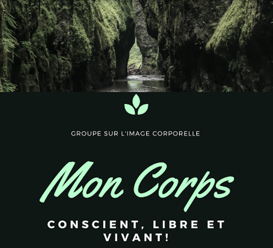 Groupe mon corps image