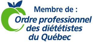 Ordre professionnelle des diététistes du Québec