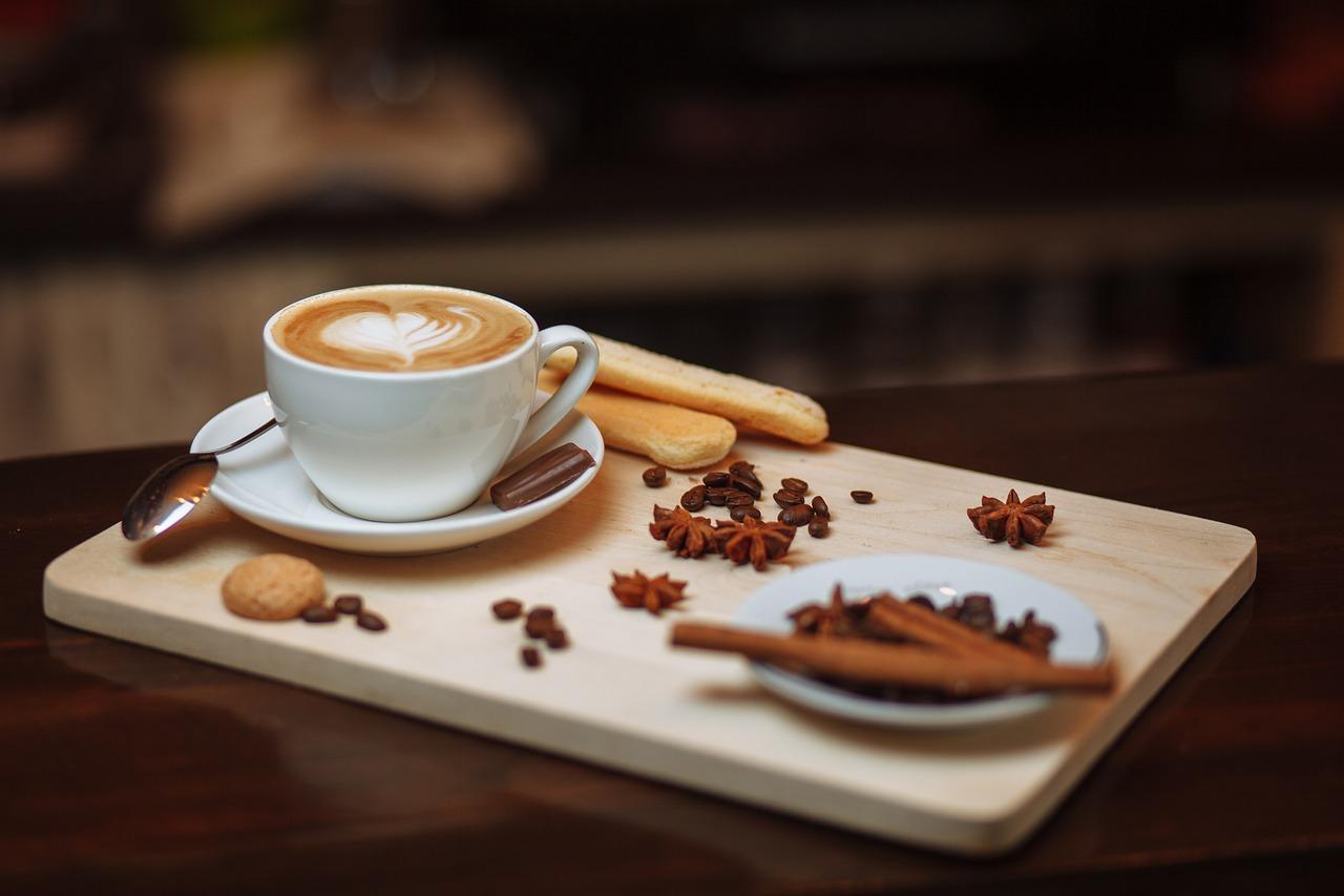 Café mousseux